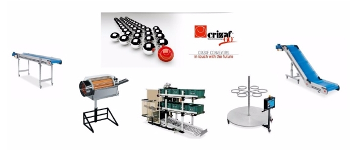 Crizaf Conveyors & Automation