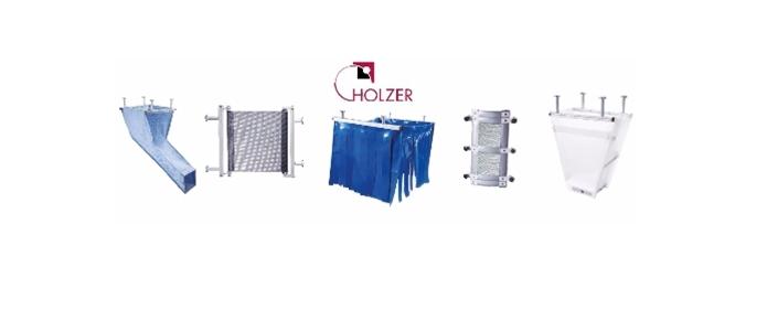 Moulding Machine Chutes & Curtains