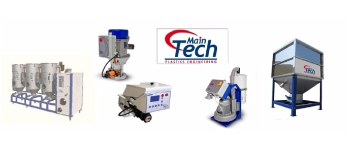 Main Tech Plastic Ancillary Equipment