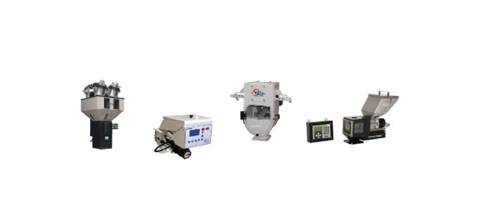 Volumetric & Gravimetric Dosing Units & Blenders - Masterbatch Dosing Units