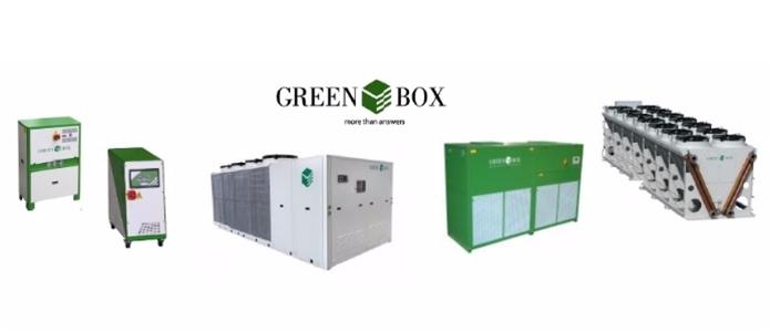 Greenbox Chillers & Temperature Control Equipment