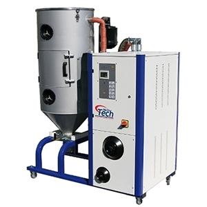 DRD400 - DRD407 Plastic Dehumidifying Dryers