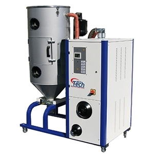 DR203 - DR207 Plastic Dehumidifying Dryers