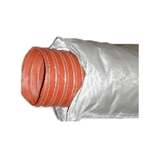 Insulated Red Hose - High Temp