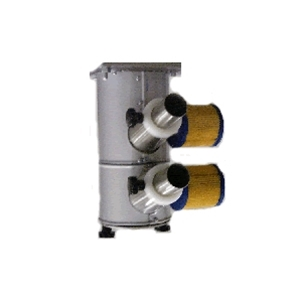 2-Way Stainless Steel Take Off Valve