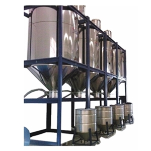 CSC Series (stainless steel) Indoor Silos