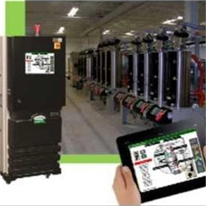 DC-T Touchview - Monitoring & Energy Saving System