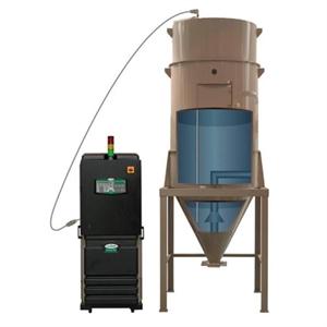 DMII Drying Monitor - Monitoring & Energy Saving System