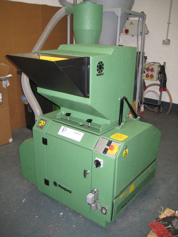 Used granulator
